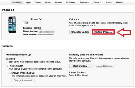 how do i reset my iphone 5s reset iphone 5c reset settings and delete data