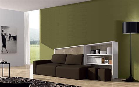 canapé avec matelas armoire lit escamotable meubles canapés chezsoidesign