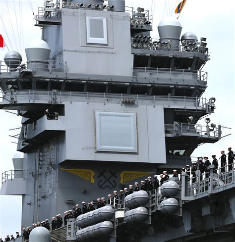 Gerald R Ford Aircraft Carrier