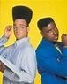 Kid N Play 80s-90s comedy duo famous for the House Party ...