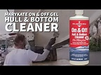 MARYKATE On & Off Gel Hull & Bottom Cleaner - YouTube