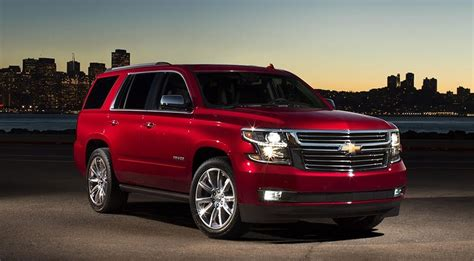 The Chevy Tahoe The Best Suv On The Market Mccluskey