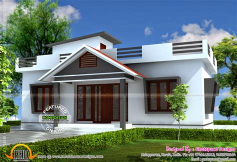 small style house plans small house in 903 square kerala home design and