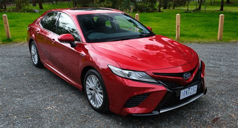 Driven: 2019 Toyota Camry Hybrid Is Worthy Of A Lexus ...