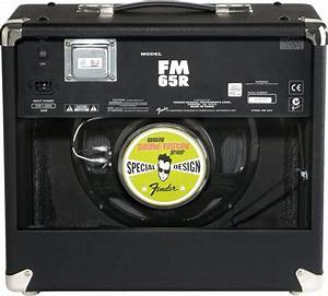Fender Fm65r Guitar Amp