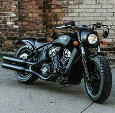 Indian Springfield 4k Wallpapers by Wallpapers Indian Scout Bobber 2018 Thunder