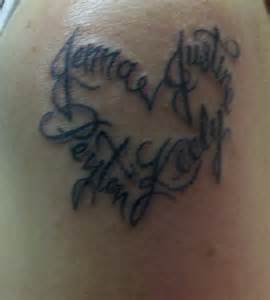 Daughter Name Tattoos