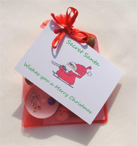 novelty christmas gifts secret santa gift survival kit