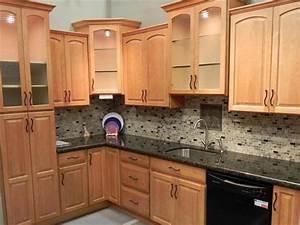 Cabinets Oak 1216