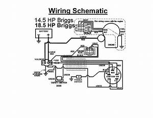 Swisher T1260 Mower Wiring Diagram