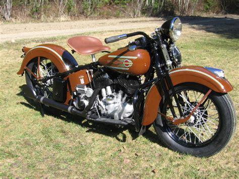 Vintage Motorcycle Restoration, Vintage Harley For Sale