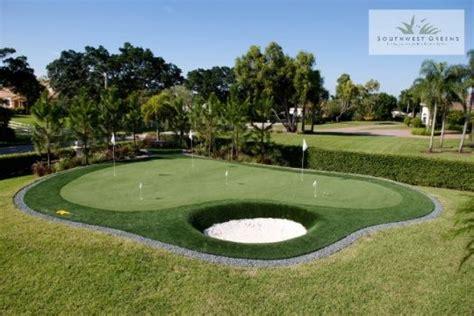 Backyard Artificial Putting Green by Artificial Golf Putting Greens Putting Green
