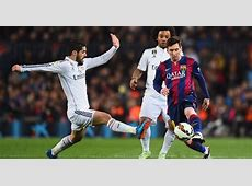 Barcelona vs Real Madrid El Clasico in numbers ahead of
