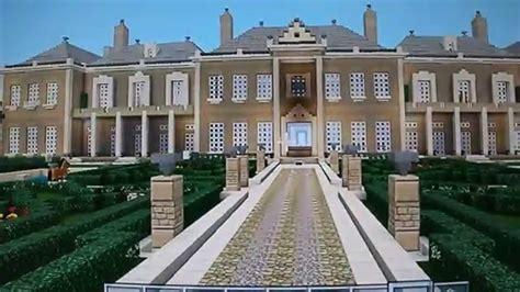 Minecraft Biggest Mansion Palace Tour (massive!) Youtube