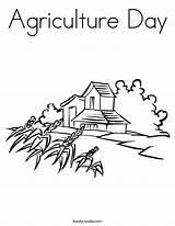 Coloring Farm Agriculture Down Pages Outline California Noodle Twistynoodle Built Usa Login Favorites sketch template