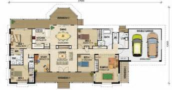 home blueprints acreage designs house plans queensland