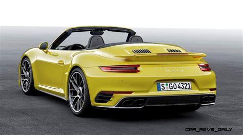 new porsche 911 turbo 19 new 2017 porsche 911 turbo revealed tinadh com