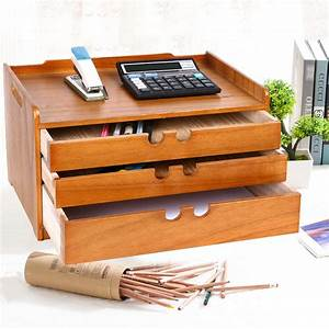 Small Desktop Storage Drawers Best Storage Design 2017