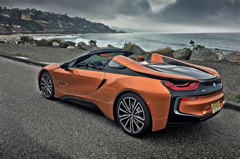 Review Bmw I8 Roadster by 2019 Bmw I8 Roadster Review Impressively Distinctive
