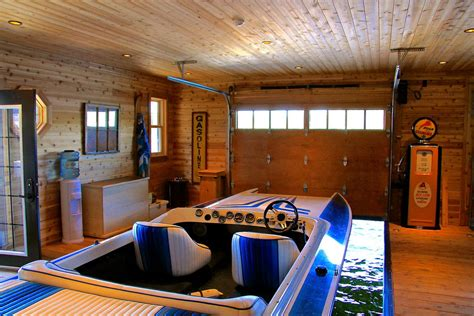 muskoka lakeside cottage boathouse idesignarch