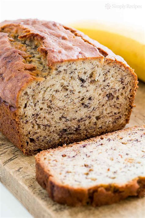 banana bread recipe simplyrecipescom