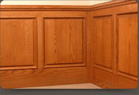 Oak Wainscoting by Custom Wainscot Panels Walzcraft