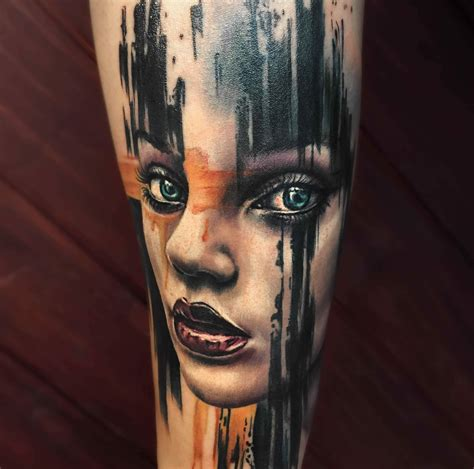 popular hand tattoos scene