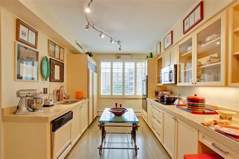 kitchen ceiling lights Kitchen Transitional with
