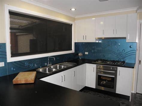 Geelong Kitchen Splashbacks  Wathaurong Blue Lizard