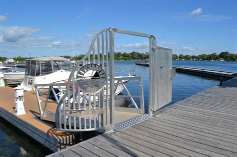 Boat Dock Gates by Gangways And Security