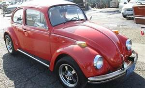 Project Donation  1973 Vw Beetle