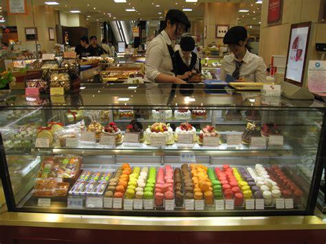cuisine shop department store japanese food