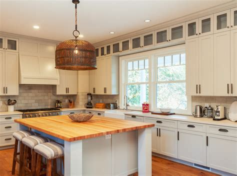 Wine Country House  Transitional  Kitchen San