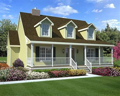 Pictures Of Dormers On Houses by Cape Cod House With Dormers And Front Porch I Need A