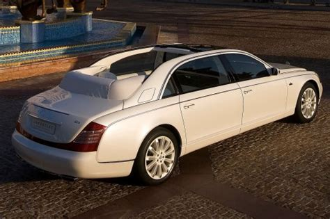 maybach landaulet  sale pricing features