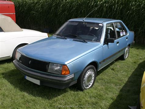 renault car 1980 1980 renault 18 turbo related infomation specifications