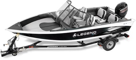 Legend Boat Windshields by 16 Xcalibur Legend Boats
