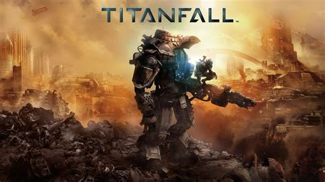 Titanfall 2014 Game Wallpapers Hd Wallpapers Titanfall