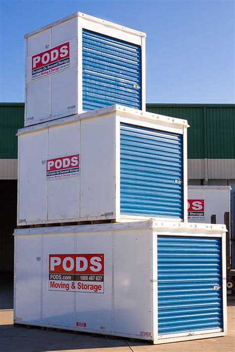 Pricing And Using Storage Containers For Your Next Move