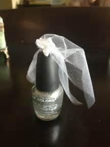 Bridal Shower Favor Idea