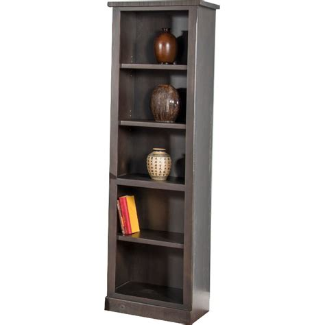 Bookcase Furniture Store by Rustic Charred Oak Bookcase Barn Door Rc Willey