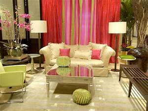 8 floor length window treatment ideas hgtv for Living room curtain ideas not floor length