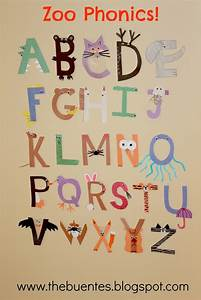 animals friends made out of each letter cool tools for With letters made out of pictures