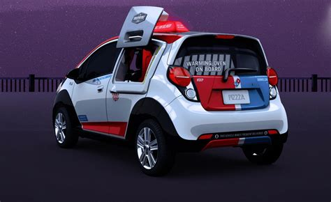 Dominos Pizza Cars by Domino S Presents Dxp Pizza Delivery Vehicle Best