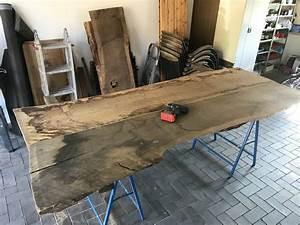 Tisch Für Handkreissäge : esstisch im industriedesign mit baumkante arbortech shop ~ Frokenaadalensverden.com Haus und Dekorationen