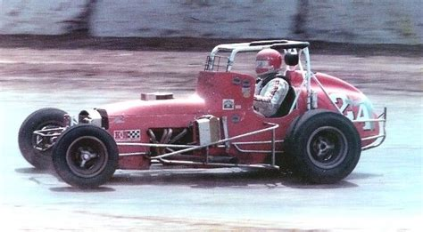 17 Best Images About Vintage Sprint Cars On Pinterest