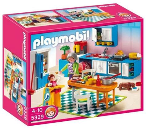 cuisine playmobil 5329 playmobil kitchen 5329 from the playmobil dollhouse