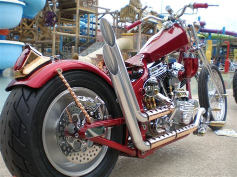 Build Your Own Chopper Exhaust Kit