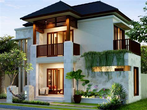 desain rumah tingkat sederhana  elegan housepapernet