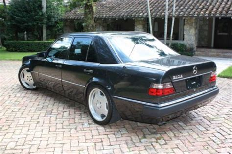 mercedes porsche 500e sell used 1993 mercedes benz 500e porsche built in